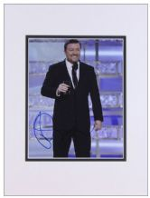 Ricky Gervais Autograph Signed Photo